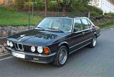 BMW-Oldi - Treffen in Osterode am Harz.