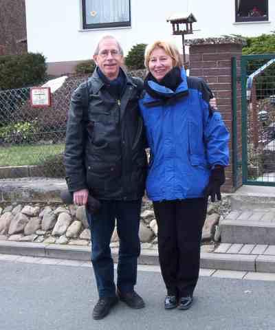 Auch unsere holländischen Gäste waren vom Harz begeistert