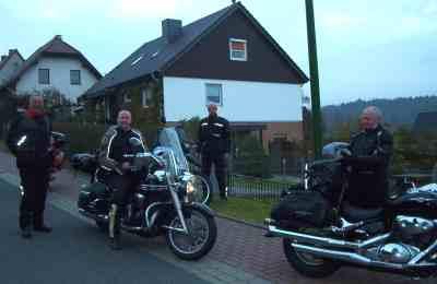 den 1000-Kurven-Harz erkunden