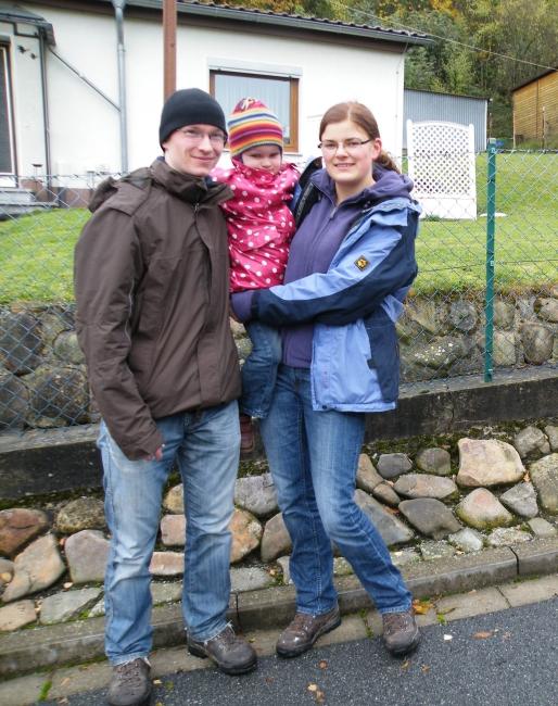 Familie M aus Braunschweig