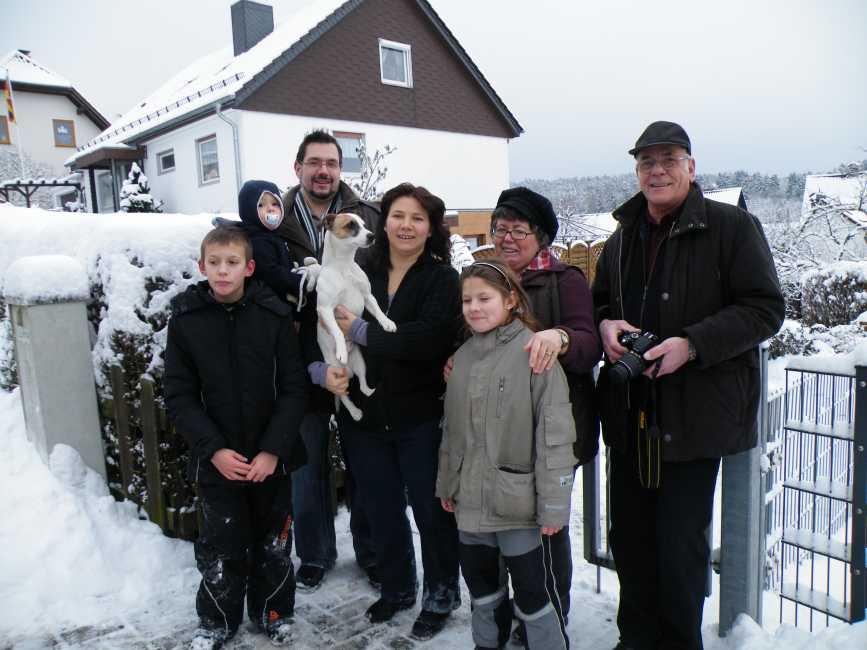Familie P. aus Kerpen