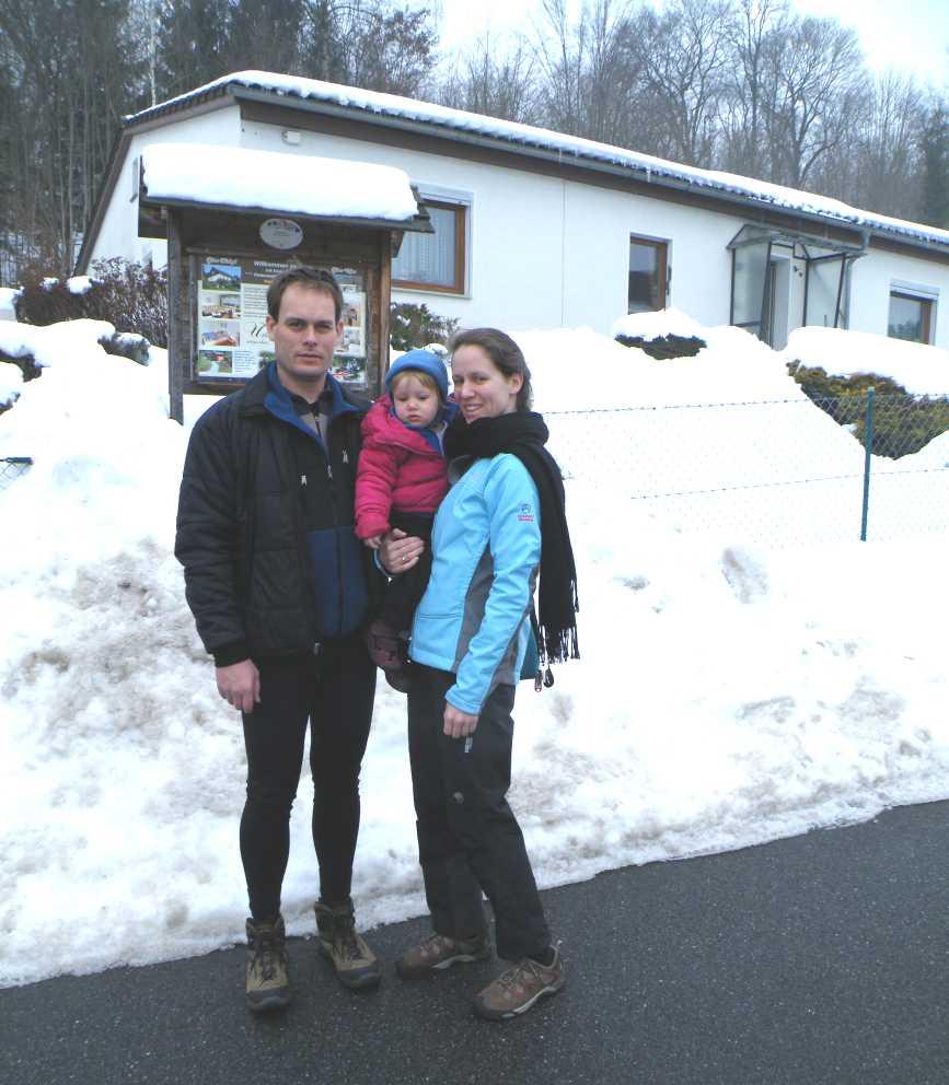 Familie W. aus Hamburg