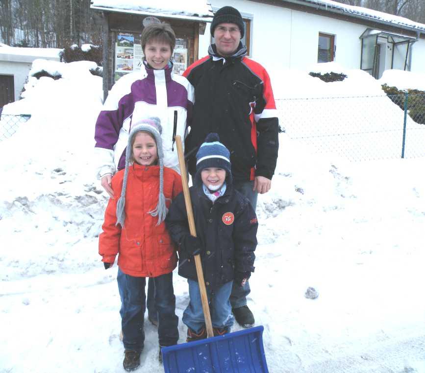 Familie M. aus Schkopau
