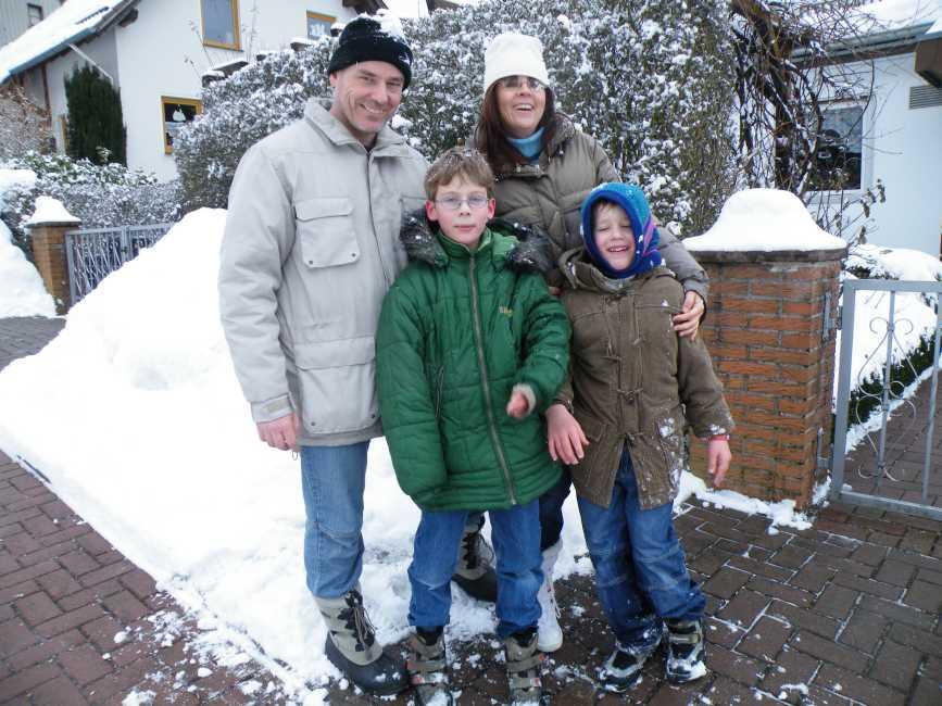 Familie K. aus Burgkirchen