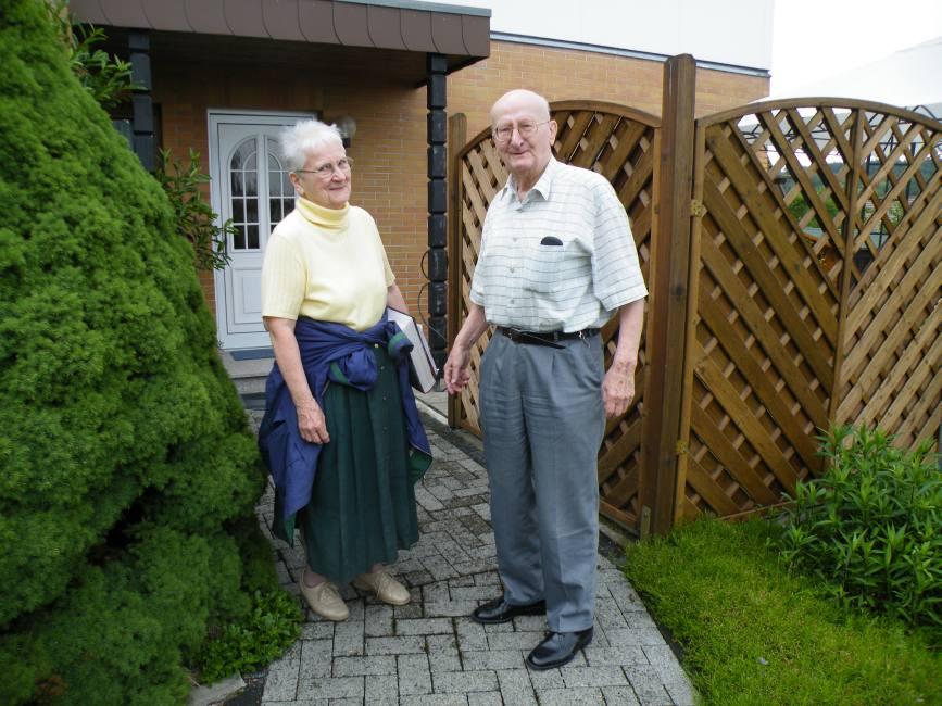 Familie R. aus Oldenburg auf Ahnenforschung im Harz