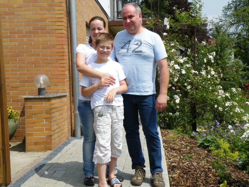 Familie Sch. aus Frankfurt