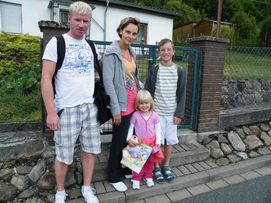 Familie C. aus Wismar