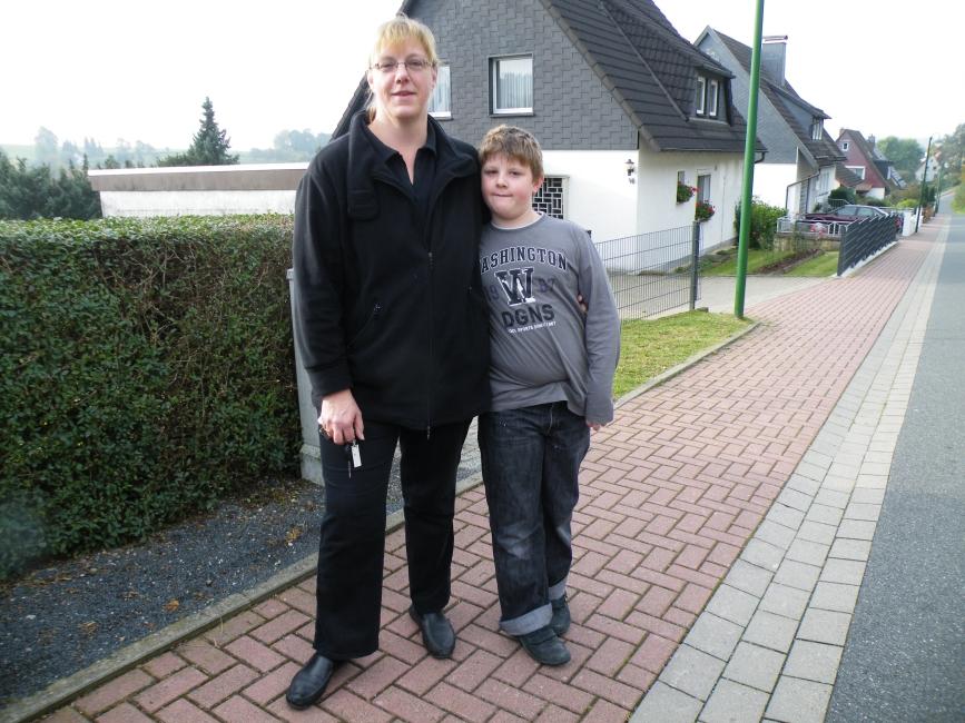 Familie Sch. aus Hamburg