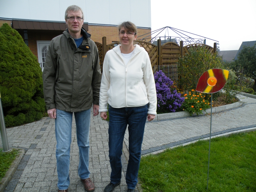 Familie Dr. H. aus Freiberg auf Herbsturlaub