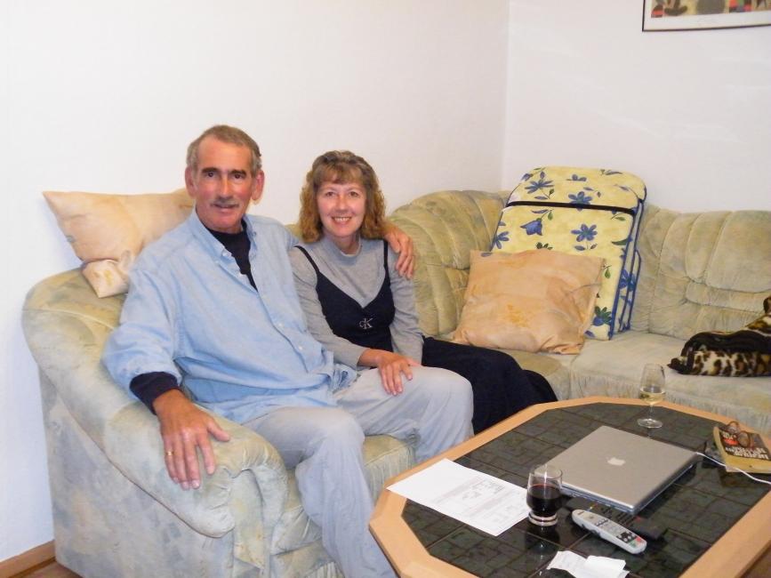 Dr. John und Nancy B. aus Port Charlotte,  Florida