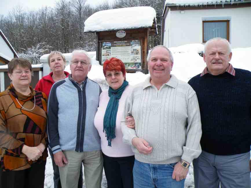 Die netten Arnstädter auf Visite im Harz