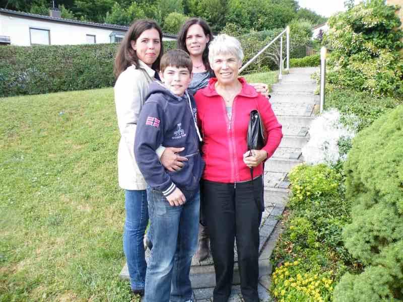 3 Generationen L. aus Schwaben suchen ihre Hazer Wurzeln