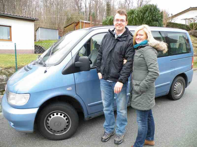 Justina & Pawel aus Berlin haben den Jahreswechsel 2011/12 genossen.
