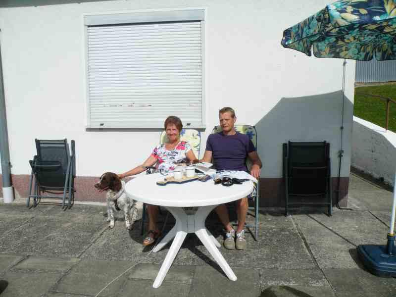 Familie van Sch. NL mit Lotte