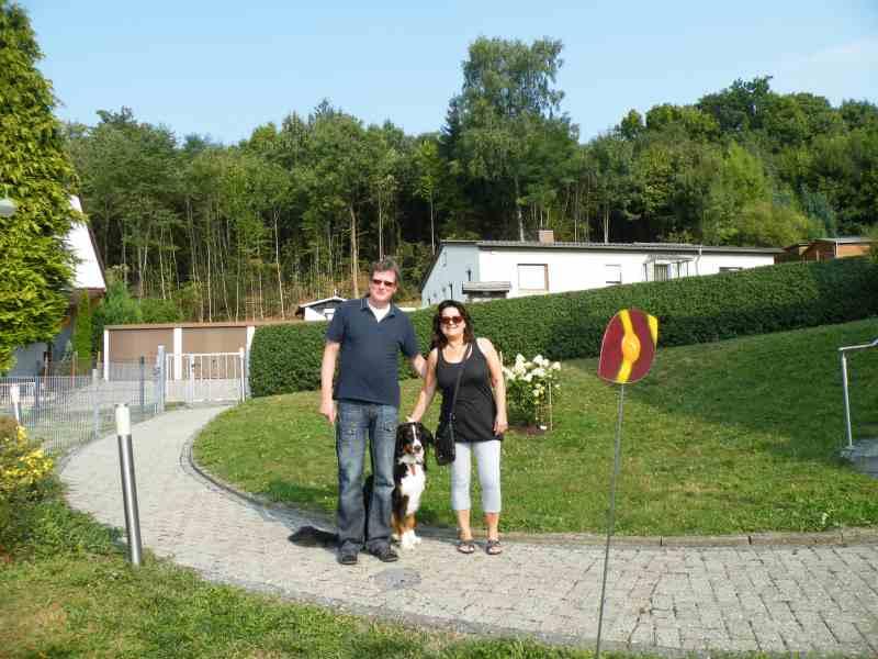 Familie W. Hillegom/NL