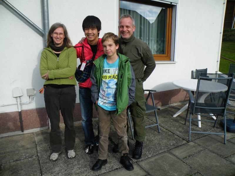Familie B. aus Banzkow auf WanderUrlaub