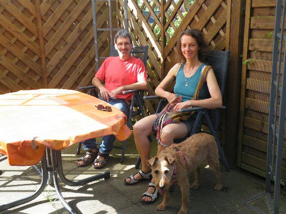 Familie G.-B. mit Pippa aus Karlsruhe auf Kurztripp im Harz