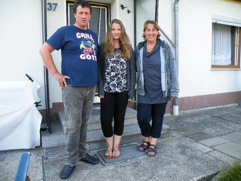 Familie  P. aus Rövershagen