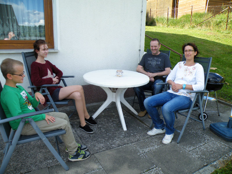 Familie L. aus Berlin