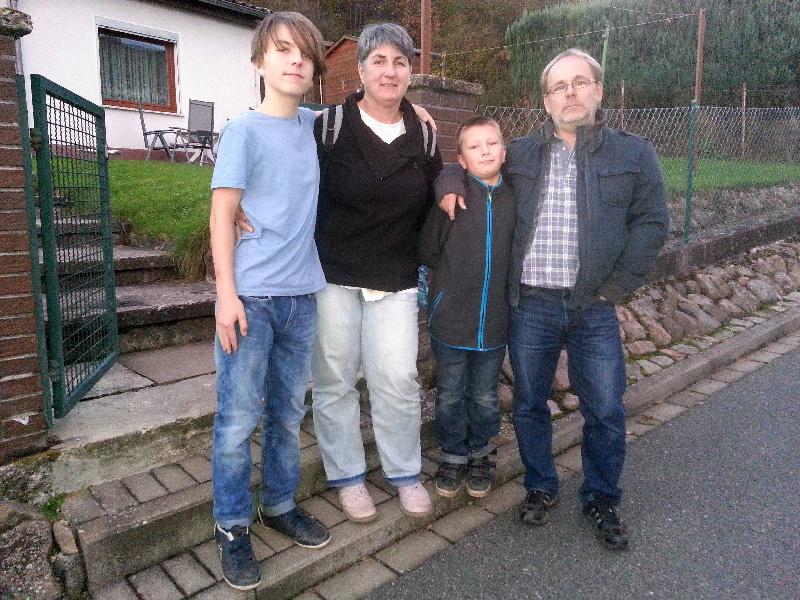 Familie B/J aus Bad Düben