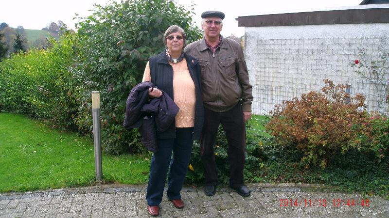 Familie W. aus Frankfurt auf Stippvisite im Harz