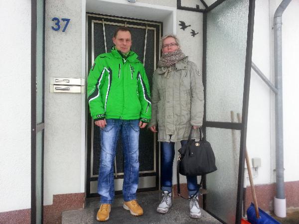 Gerburtstagsurlaub im Harz. Familie G. aus Oschersleben