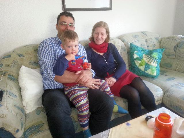 Familie H aus Prina auf Enkel - Urlaub im Harz