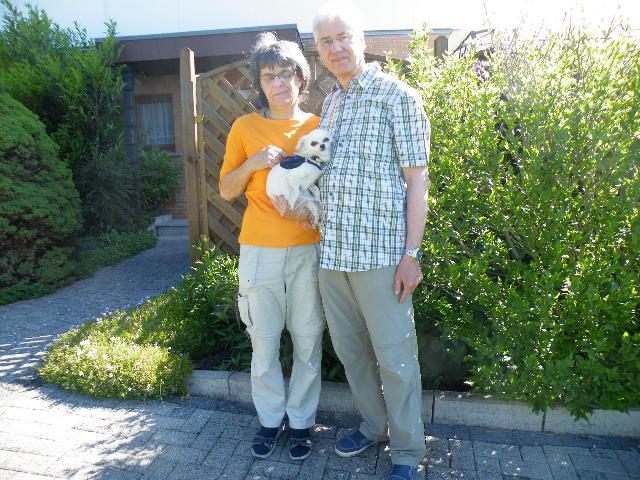 Familie K. mit Wanda aus Wetzlar haben einen Teil des Harzes erkundet