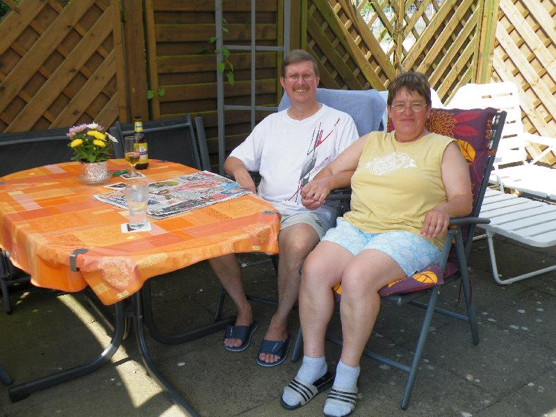 Familie B. aus Achim zum wiederholten Mal im Harz auf Urlaub