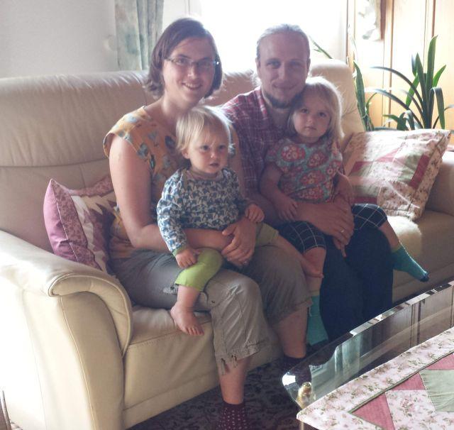 Familie H. aus Markkleeberg hat mit ihren Kindern einen erlebnisreichen Urlaub verbracht