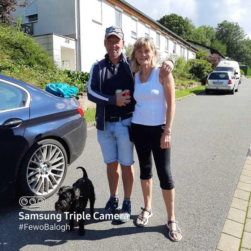 Familie F. aus Dänemark haben mit Korgi  eine Woche den Harz erkundet