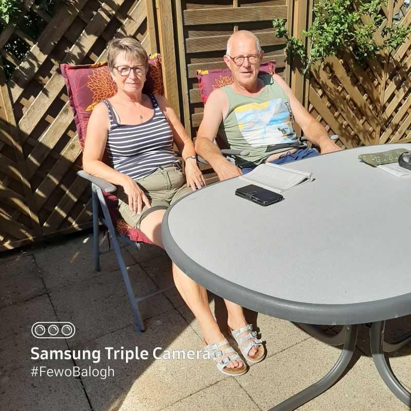 wenn hollandische Gäste die Sonne im Harz genießen